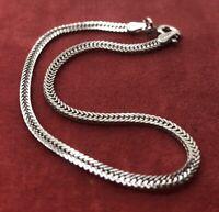 """Vintage Sterling Silver Bracelet 925 Danecraft Signed 7"""""""