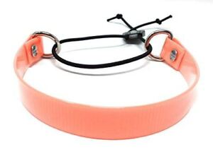 """Sparky PetCo 3/4"""" Neon Orange E Collar Easy Fit Surefit Replacement Electronic T"""