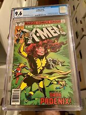 X-Men #135 CGC 9.6 White Pages Iconic Dark Phoenix Cover! Newsstand! WOW!
