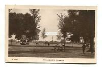 Wandsworth Common, London - 1914 used real photo postcard