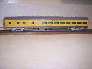 HO Scale Brass Union Pacific Club Lounge
