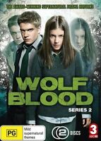 Wolfblood : Series 2 (DVD, 2016, 2-Disc Set) Genuine & unSealed (D116)(D166)D178