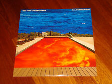 RED HOT CHILI PEPPERS Californication ORIG WARNER BROS. Germany 2 LP NEW SEALED