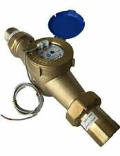 "Dae Mj-200 2"" Nsf61 Lead Free Potable WaterMeter, PulseOutput+Couplings, Gallons"