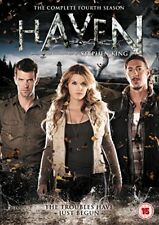 Haven - Season 4 [DVD][Region 2]