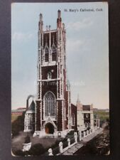 Ireland Co. Cork CORK St. Mary's Cathedral - Old Postcard by The Milton