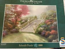 1000 Teile Puzzle Schmidt Puzzle Thomas Kinkade Inspired Home