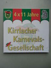 4x11 Jahre Kirrlacher Karnevalsgesellschaft 2002 Kirrlach Karneval