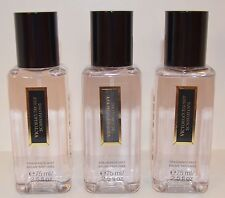 3 VICTORIA'S SECRET SCANDALOUS FRAGRANCE BODY MIST SPRAY PERFUME TRAVEL SIZE LOT
