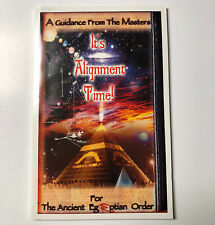 New listing Malachi York book - It's Alignment Time