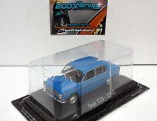 SEAT 124 1968 AZUL BLUE 1/43 IXO RBA