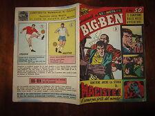 BIG BEN MACISTENUMERO 3 ALBI OKEY DEL 1 GENNAIO 1962
