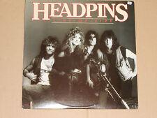 HEADPINS -Line Of Fire- LP