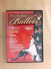 DVD BALLET / GISELLE / LAETITIA PUJOL / OPERA NATIONAL DE PARIS / TRES BON ETAT
