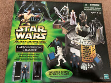 MISB - Star Wars Power of the Jedi Carbon-Freezing Chamber Sealed Hasbro 2000