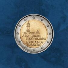Portugal - 730 Jahre Universität von Coimbra - 2 Euro 2020 unc.