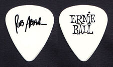 Peter Frampton Rob Arthur Signature White Ernie Ball Guitar Pick - 2015 Tour
