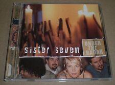 Under The Radar Sister Seven~RARE 2000 DJ Radio PROMO CD Single~FAST SHIP!
