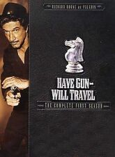 Have Gun Will Travel Complete First S 0097368752344 With Kam Tong DVD Region 1