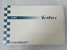 Chevrolet NEW Owner Manual Venture 2004