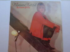 Marianne Faithfull – As Tears Go By LP, Aus, Vinyl MINT