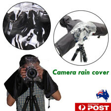 Camera/video Bags Professional Camera Waterproof Dust Proof Rain Cover Protector Raincoat For Camera Canon 5d3 70d 6d Latest Fashion