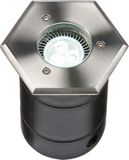 GU10 LED IP67 in acciaio inox WALKOVER driveover square-wsguled LUCE