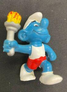 Smurfs Torchbearer Smurf 20030 Toy Figurine