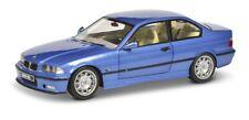 Solido 1:18 S1803901 1994 BMW M3 (E36), Estoril Bleu - Neuf