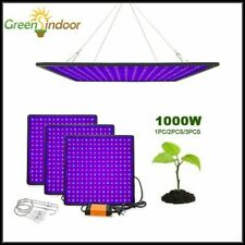 1000W LED Grow Light For Indoor Plants Growing Lamp 225 LEDs Full Spectrum