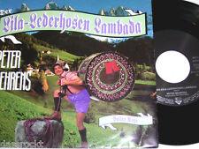 "7"" - Peter Behrens (Ex Trio) Der Lila Lederhosen Lambada - MINT 1991 # 3231"