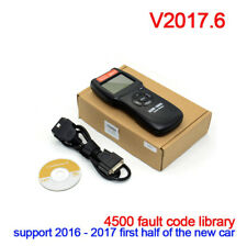 2017 NEW D900 OBD2 OBDII EOBD CAN Car Fault Code Reader Diagnostic Scanner Tool