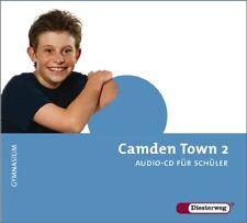 CAMDEN TOWN 2 Audio-CD für Schüler Diesterweg Englisch Gymnasium