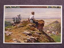 Paul Hey - Volksliederkarte Nr.56 Ich bin der Berg der Hirtenknab  / 88