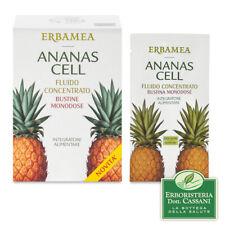 Ananas Cell Fluido Concentrato 15 bustine monodose - Erbamea