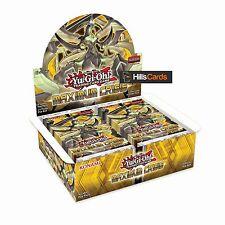 Yu-Gi-Oh Cards Maximum Crisis Factory Sealed Booster Box 24 Packs: