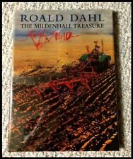 THE MILDENHALL TREASURE--Roald Dahl and Ralph Steadman--Signed by Steadman-1st