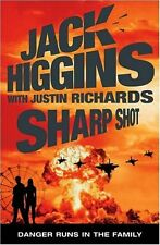 Sharp Shot (Chance Twins),Jack Higgins, Justin Richards
