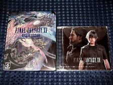 PS4 FINAL FANTASY XV 15 Limited DELUXE ed w/ KINGSGLAIVE Movie Blu-ray JAPAN F/S