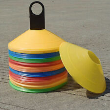 Soccer Cones Marker Training Football Disc Markers 10Pcs/Lot Sports Field Saucer