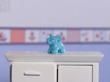 Elephant Toy/ Ornament  Dolls House Miniature Nursery