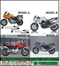 kit adesivi stickers compatibili f 800 s