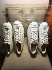 Vtg Converse Jack Purcell 90s Sneakers Men&# 00000Cc3 039;s 9.5M 2 Pair