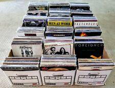Premium Quality Vinyl Lp Lot Classic Rock Pop New Wave 60s 70s 80s U Pick Choose