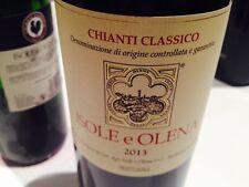 6 BT. CHIANTI CLASSICO docg 2013 ISOLE E OLENA