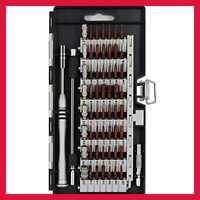 60 In 1 Precision Screwdriver Set W 56 Bit Magnetic Kit Electronics Repair Tool