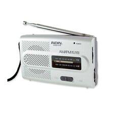 Radio Portable FM/AM de Poche Haut-Parleur Prise pour Casque BC-R28 - Neuf