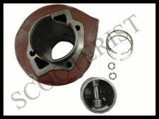Vintage Lambretta LI TV Series 1 2 175cc Cylinder Barrel Piston Ring Kit New