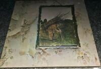 LED ZEPPELIN IV VINYL RECORD LP ATLANTIC K50008 MADE INNER 4 SYMBOLS VG/VG