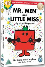 Mr Men & Little Miss Mr Strong Makes A Splash 2011 Brand new and sealed